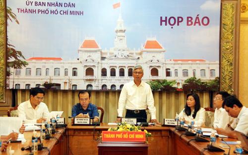 UBND TP HCM sẽ tiếp nhận đường dây nóng của ông Đinh La Thăng 2
