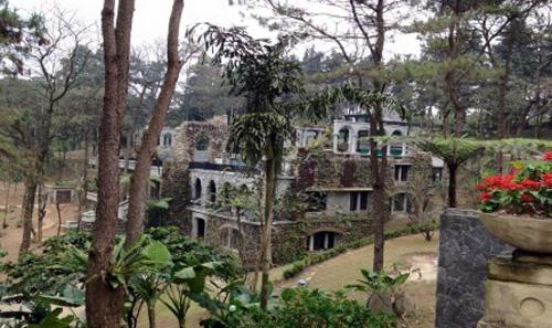 Resort 4 sao xây trái phép ở Vườn quốc gia Ba Vì 1