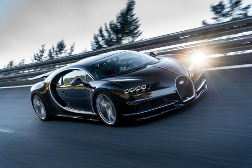 Bugatti Chiron - đế chế tốc độ mới giá 2,6 triệu USD 1