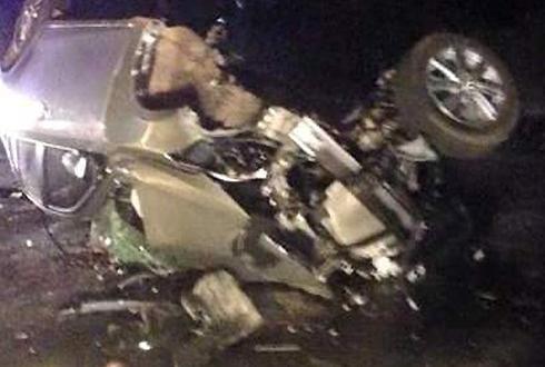 Ôtô đấu đầu, 4 người thiệt mạng 1