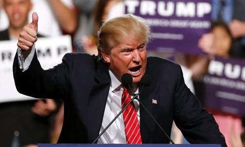 """Cuộc đua giữa Trump và """"những người tí hon"""" đảng Cộng hòa 1"""