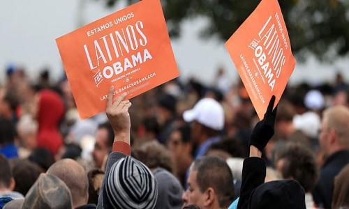 Cử tri gốc Latin - ẩn số bất ngờ trong cuộc đua vào Nhà Trắng 1