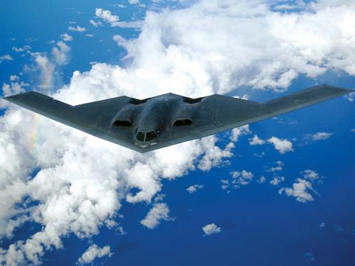 B-21 - đỉnh cao mới của oanh tạc cơ tàng hình Mỹ 2