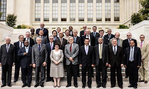 Thành viên Ủy ban Pháp luật quốc tế được chọn như thế nào 2