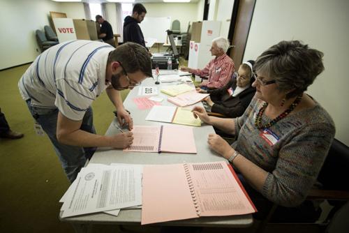 Quy trình lựa chọn đại biểu trong bầu cử tổng thống Mỹ 1