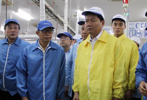 """Ông Đinh La Thăng: """"Đừng trừu tượng trong phát triển công nghệ cao nữa"""" 3"""