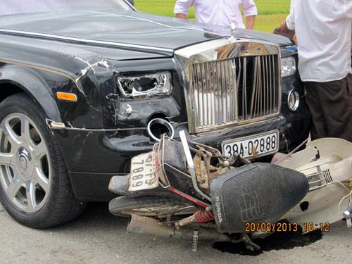 Những tai nạn siêu xe ở Việt Nam 5