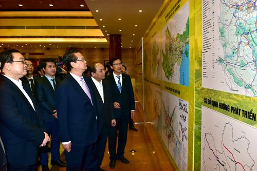 Thủ tướng: 'Đầu tư hạ tầng kết nối giao thông trong vùng thủ đô' 1