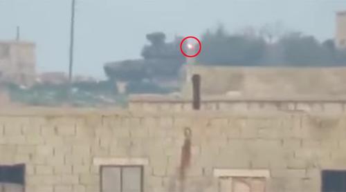 Sai lầm khiến tăng T-90 Nga trúng tên lửa TOW ở Syria 1