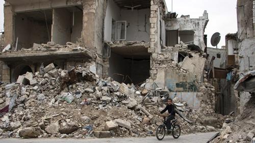 Nghệ thuật chia để trị của Putin trên chiến trường Syria 2