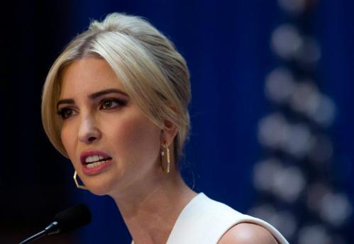 Ái nữ thành đạt của tỷ phú bạo miệng Donald Trump 2