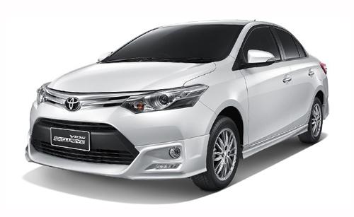 Toyota Vios 2016 lắp động cơ mới giá 16.900 USD 1