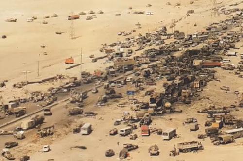 Xa lộ Tử thần - hồi kết bi thảm của chiến tranh Vùng Vịnh 1