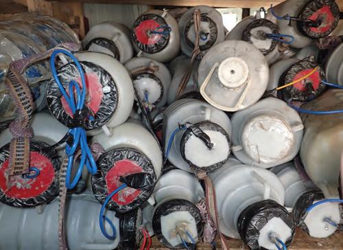 Nguồn nguyên liệu giúp IS đánh bom tràn lan 1