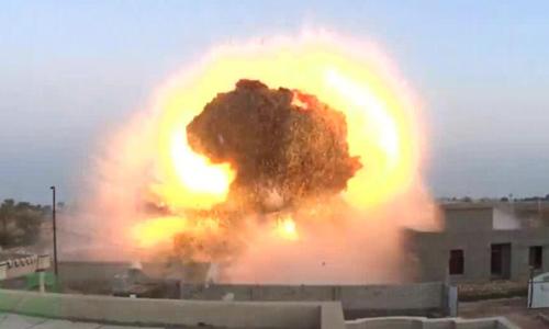 Nguồn nguyên liệu giúp IS đánh bom tràn lan 2