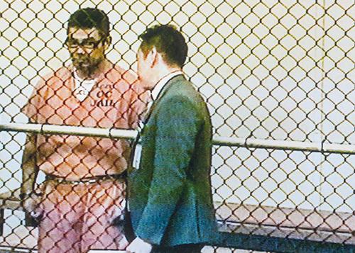 Bac Tien Duong ra tòa ngày hôm qua. Ảnh:ocregister