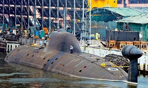 Tàu ngầm Ấn Độ làm nóng cuộc đua vũ khí dưới lòng biển 1