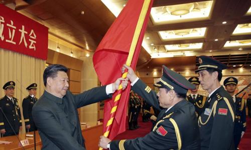 Thương gia Trung Quốc sát cánh cùng ông Tập siết quân đội 1
