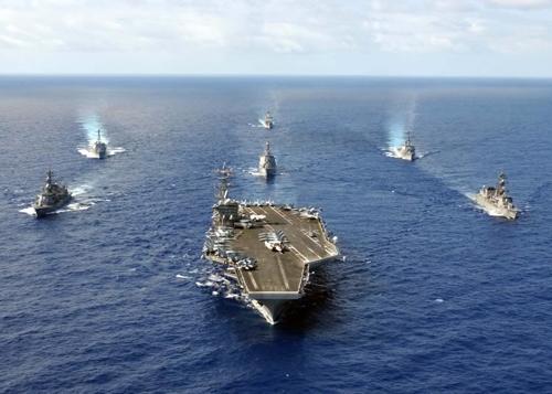 Tàu sân bay Trung Quốc - phế phẩm trong mắt tướng lĩnh Mỹ 3