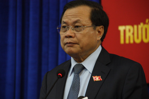 Nguyên bí thư Hà Nội: Dân tố cán bộ gợi ý nâng giá, chia tiền 1