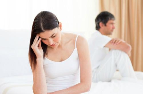 Chồng thường xuyên muốn ly dị trong 9 năm chung sống