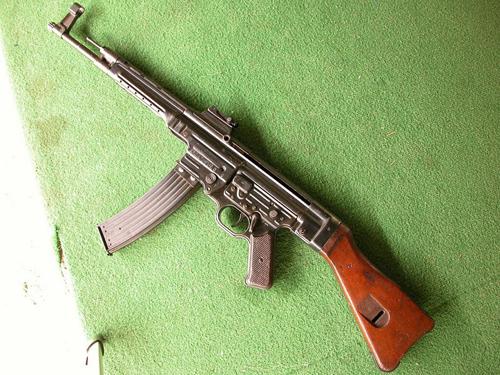 Stg-44 - loại súng uy lực từng bị Hitler hắt hủi 1