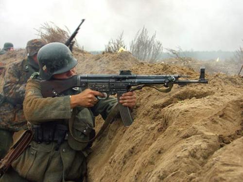 Stg-44 - loại súng uy lực từng bị Hitler hắt hủi 3