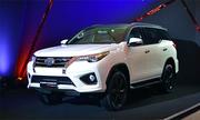 Toyota Fortuner 2016 bản TRD Sportivo ra mắt
