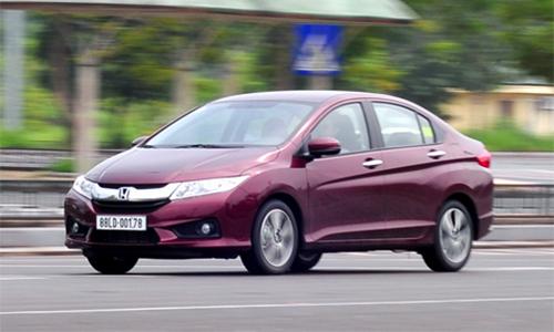 Honda Việt Nam triệu hồi hơn 4.000 ôtô lỗi túi khí 1
