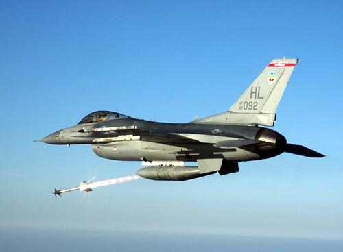 Chim ăn thịt F-22 thêm móng vuốt với tên lửa AIM-9X 2