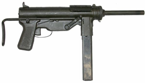 """Tiểu liên M3 - khẩu súng """"dùng xong vứt luôn"""" được lính Mỹ ưa chuộng 1"""
