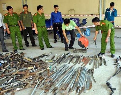 Đồng Nai lên kế hoạch trấn áp tội phạm từ TP HCM dạt về