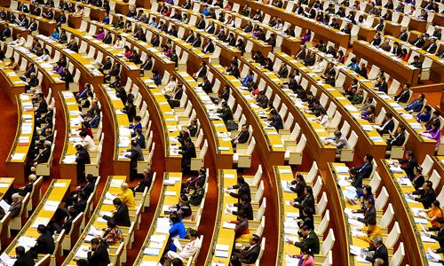 Tháng tư Quốc hội sẽ bàn về nhân sự Nhà nước 1