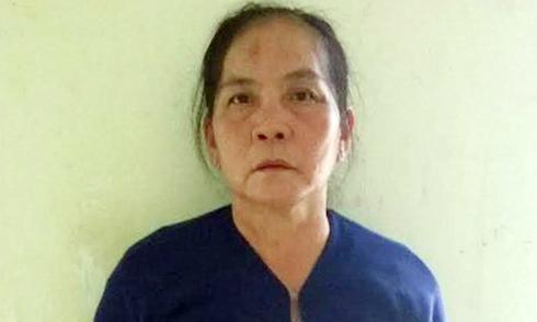Bà già 61 tuổi bịt mặt, mang dao đi cướp ở Sài Gòn