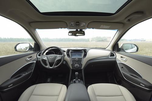 Hyundai Santa Fe 2016 giá từ 1,1 tỷ tại Việt Nam 2