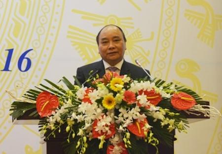 Phó thủ tướng Nguyễn Xuân Phúc ứng cử đại biểu Quốc hội 1