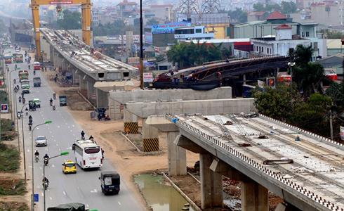 Tổng thầu dự án Cát Linh - Hà Đông giải trình nghi vấn thiếu an toàn lao động 1