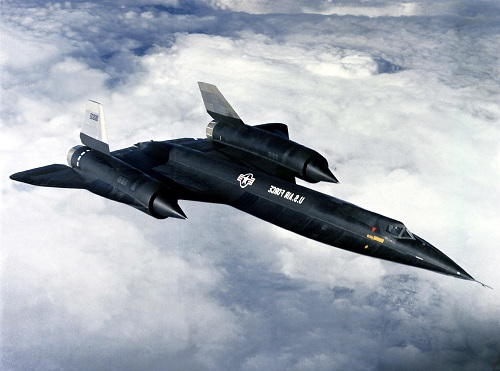 SR-71 - trinh sát cơ khuất phục hàng nghìn tên lửa phòng không 1