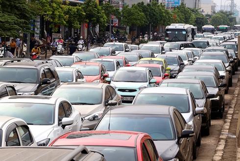Người dân hiến kế giảm xe cá nhân, phân làn phương tiện theo giờ 2