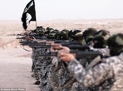 Rò rỉ danh sách mật, IS có thể dồn 22.000 tay súng vào chỗ chết 2