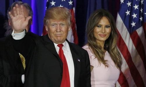 Quê nhà khấp khởi mong vợ Donald Trump thành đệ nhất phu nhân 1