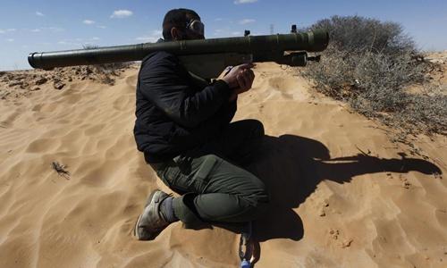 Tên lửa vác vai trong tay IS - mối họa cho hàng không dân dụng 1