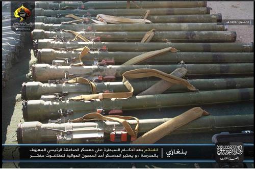 Tên lửa vác vai trong tay IS - mối họa cho hàng không dân dụng 2