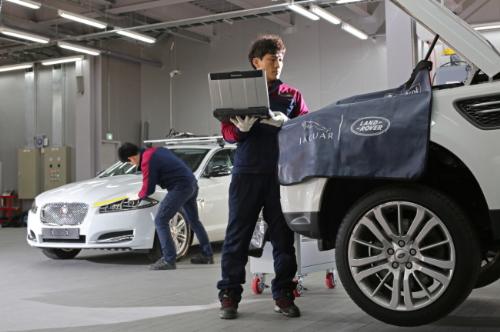 Những điểm lợi khi mua Land Rover chính hãng 2