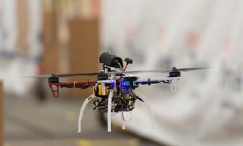 UAV siêu nhỏ - vũ khí chế áp đối phương của quân đội Mỹ 1