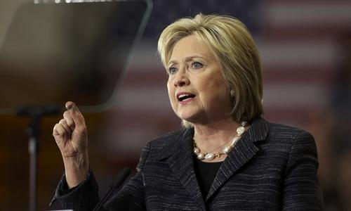 Ca ngợi quá đà cố đệ nhất phu nhân Reagan, Hillary Clinton nguy cơ mất cử tri 1