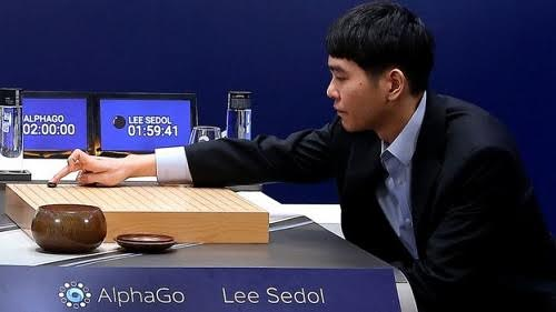 Máy tính Google đánh bại đương kim vô địch cờ vây thế giới