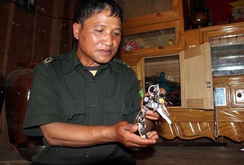 Làng cấm đi xe máy trong dịp lễ ở Quảng Nam 3