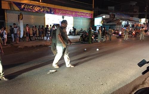 Thanh niên trong vụ truy sát, chém lìa tay ở TP.HCM đã tử vong
