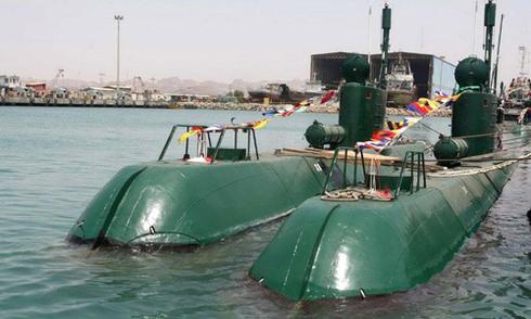 Tàu ngầm siêu nhỏ - đàn sói ẩn mình của hải quân Triều Tiên